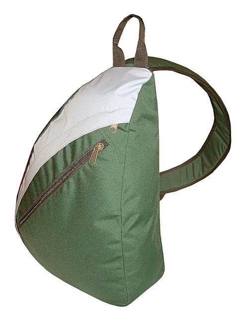 Рюкзак на одной лямке выкройка